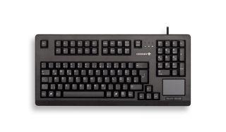 """Clavier Mécanique 19"""" 105T avec Touchpad Noir USB"""